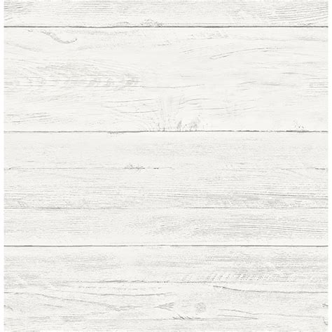 Whitewash Interior Walls Shiplap White Washed Boards Wallpaper By A Streets Prints