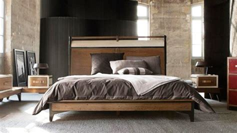 manly bedroom furniture masculine bedroom decor gentleman s gazette furniture