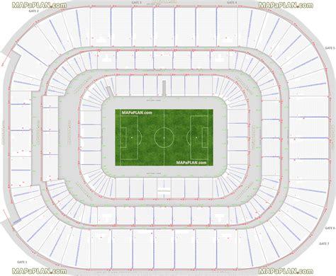 football stadium floor plan cardiff millennium stadium wales football games chart find my seat guide showing blocks