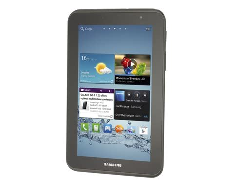 Tablet Samsung Galaxy Tab 2 7 0 Espresso Wifi P3110 samsung galaxy tab 2 7 0 review expert reviews