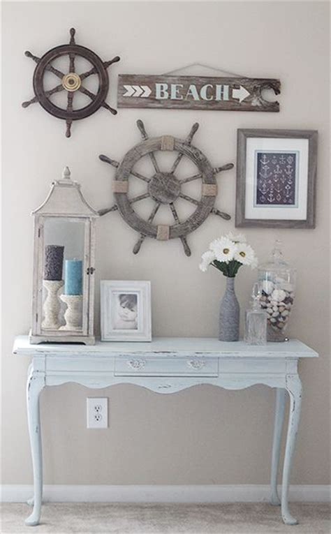 seaside home decor 25 best ideas about rustic beach decor on pinterest
