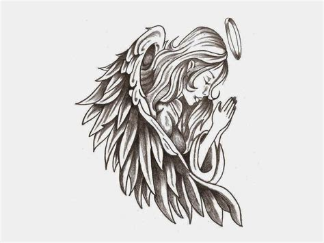 beautiful angel tattoo designs praying design beautiful designs is a part of
