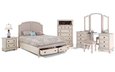 euro cottage king white bedroom set home decorating