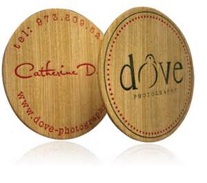 wooden nickel business cards your customers with originality wooden nickels