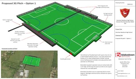 Planning To Build A House sports pitch design blakedown sport amp play
