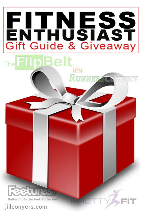 Fitness Giveaway Ideas - fitness enthusiast gift guide and giveaway jill conyers