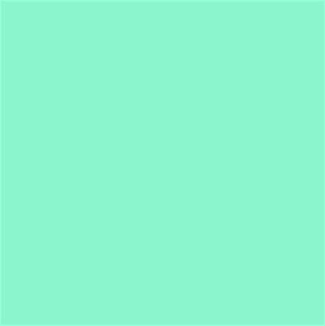 mint green colours and shapes
