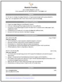 professional curriculum vitae resume template for all seekers sle template