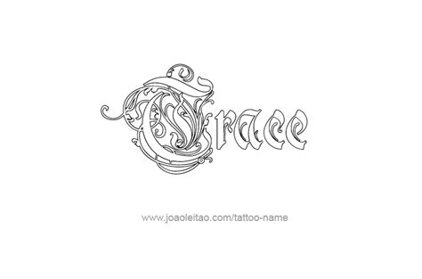 traceable tattoo designs trace name designs