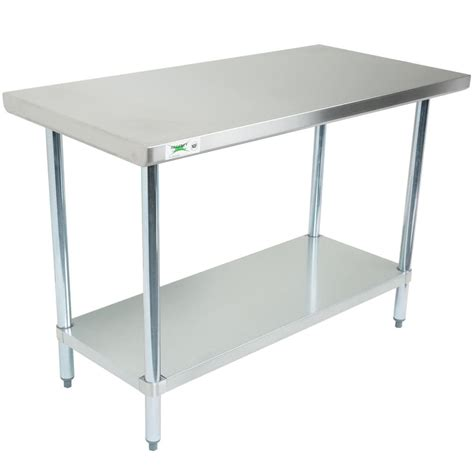 a work table regency 30 quot x 48 quot 18 304 stainless steel commercial