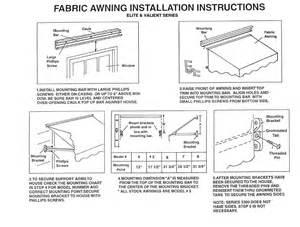 awnings installation awning sunsetter awning installation