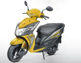 Honda Deo 2017 Honda Dio Price Mileage Specifications Features