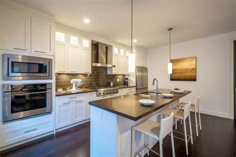 single wall kitchen layout ideas