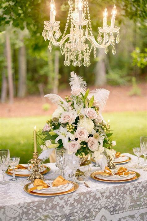 Wedding Reception Décor: Unique Centerpieces For Your Big