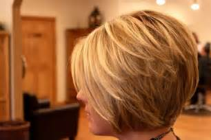 layered bob hairstyle back view side view of cute layered bob cut hairstyles weekly