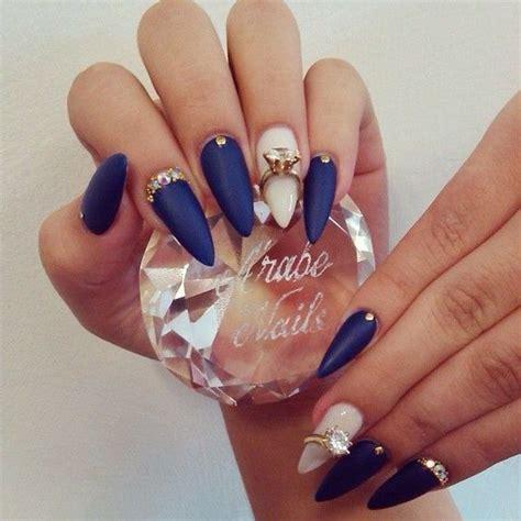 imagenes de uñas acrilicas azul rey unas color azul rey 14 curso de organizacion del hogar
