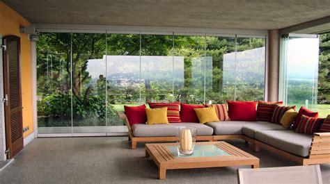 terrazze chiuse con vetrate photogallery verande porticati pergole