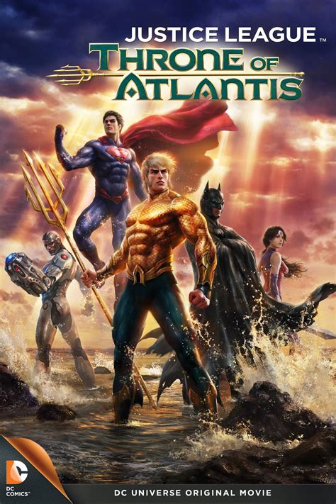 watch justice league throne of atlantis 2015 full hd movie official trailer احدث افلام فرقة العدالة justice league throne of atlantis 2015 bluray مترجم ماي إيچي