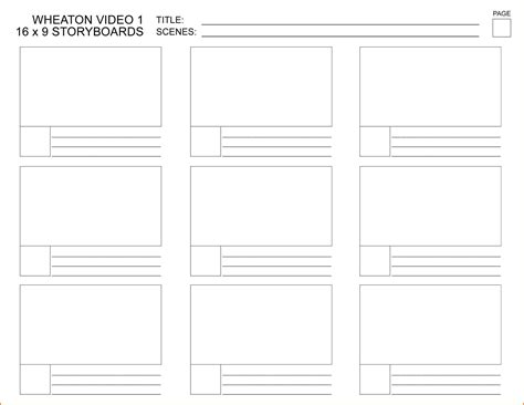 Storyboard Template Word Pdf Calendar Template Letter Format Printable Holidays Usa Uk Pdf Storyboard Template Pdf