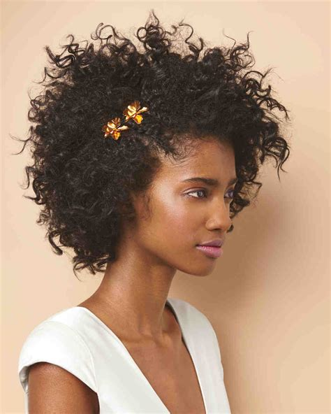 ways to wear short curly hair 3 ways to wear curly hair for your walk down the aisle