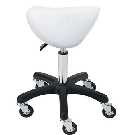 Hair Stylist Saddle Stool by Saddle Stools For Salons Chairs And Salon