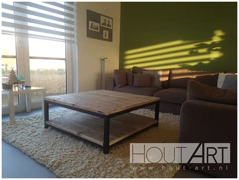 ronde salontafel hout staal salontafel staal hout salontafel met ingelegd hout with