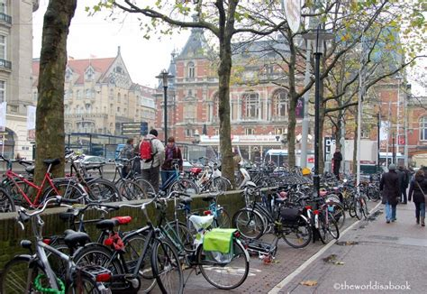 amsterdam s bicycle culture the world is a book