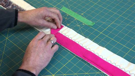 Joining Quilt Binding by Easy Way To Join The Binding On A Quilt
