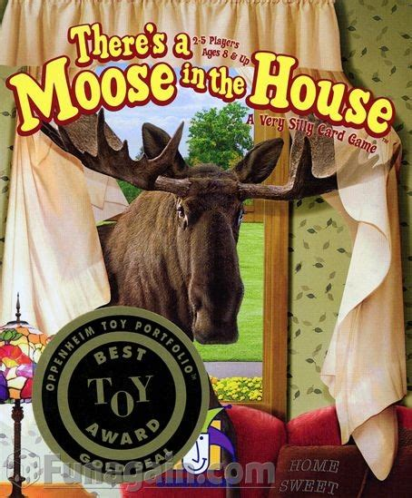 moose in the house there s a moose in the house a mighty girl
