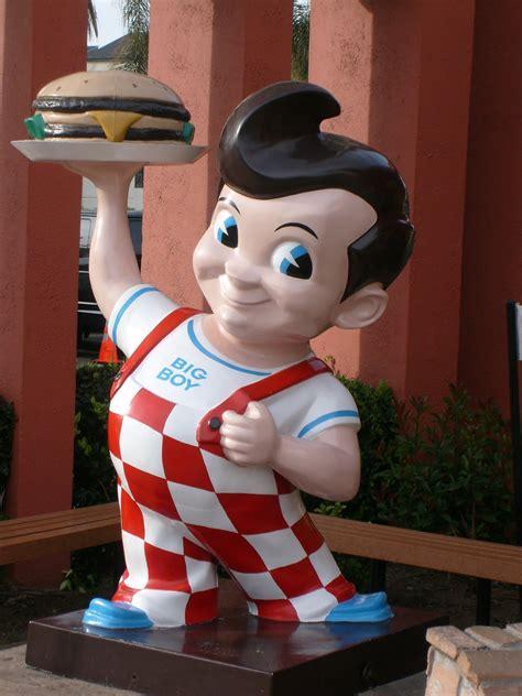 big boy names the cultural landscape geography roadside architecture railroads amusement parks