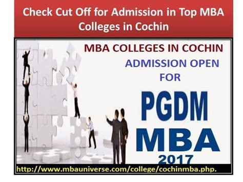 Mba College Admission by Check Cut For Admission In Top Mba Colleges In Cochin