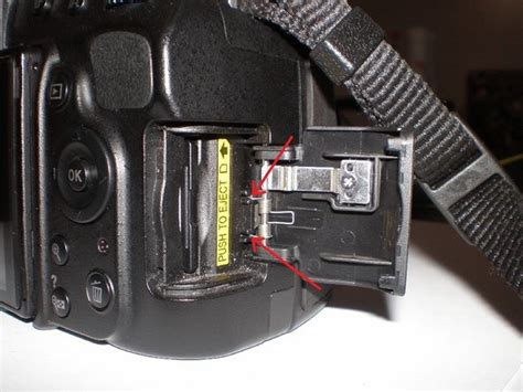 nikon d5100 d3100 sd memory card door replacement ifixit repair guide