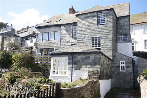 Stylish Self Catering Holiday Accommodation In Port Isaac The House Port Isaac
