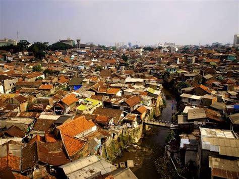 pengentasan kampung kumuh  kelurahan  kota tangerang