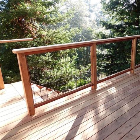wild hog railing refined   view  mind patio