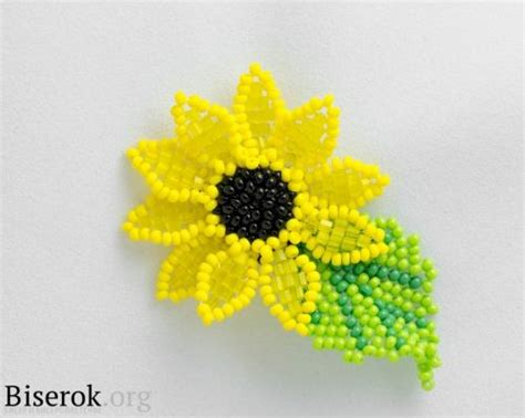 bead translate sunflower schema translate seed bead tutorials seed