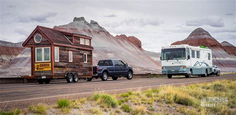 file tiny house journey in the petrified forest and