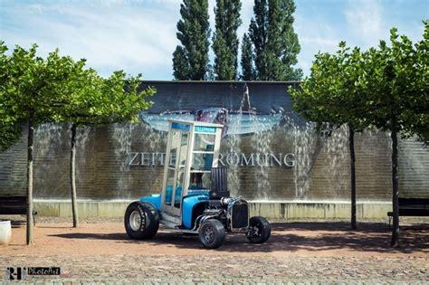 Auto Und Motorrad Batterieladegerät by Telefonzelle Custom Rod V8 Ford Model T Umbau In Auto
