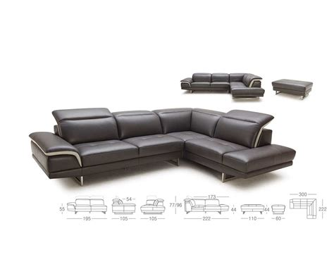 two tone leather sectional sofa two tone leather sectional sofa k716 leather sectionals