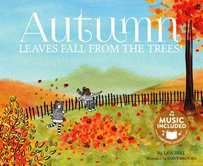 falling on tamarind trees a travelogue of books illustrated songs to celebrate autumn sing books with