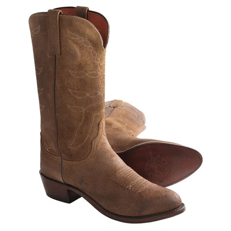 1883 by lucchese calfskin western boots r toe for