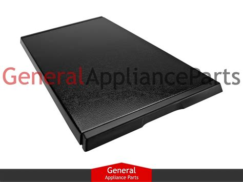 Electric Cooktop Cover jenn air kenmore electric cooktop one black grill or griddle cover a341 ebay