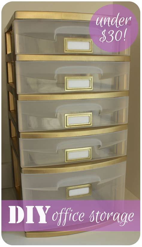 How To Paint Plastic Drawers by Spray Paint Plastic Drawers Gold I Don T That I D