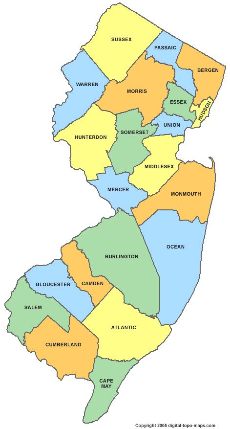 maps of new jersey jersey shore welcome to shore guide the new jersey