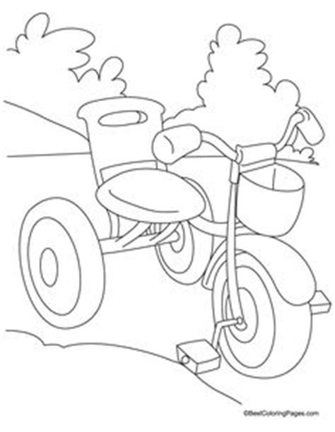 tricycle coloring pages preschool fdny fire truck coloring pages free printable enjoy