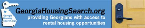 georgia housing search org macon housing authority how to list a unit