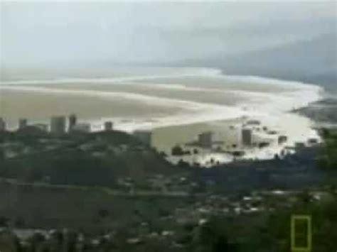 el tsunami el tsunami mas grande del mundo youtube