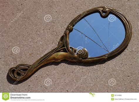 Floor Plan Free Download broken mirror stock photo image 39744985