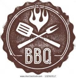 Backyard Barbecue Menu Vintage Style Bbq Barbecue Menu Stamp Stock Vector