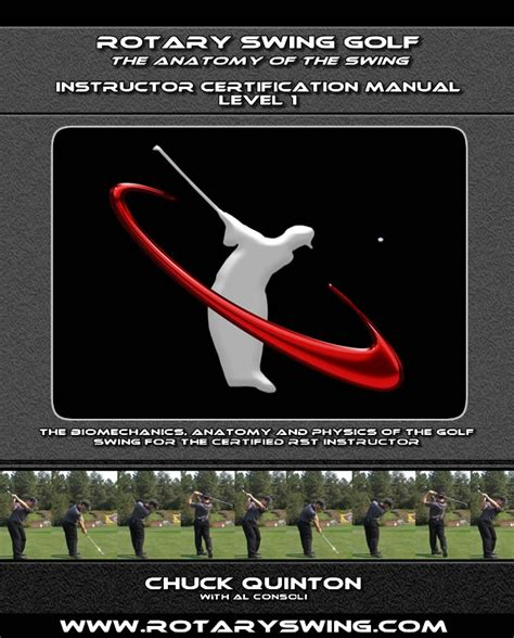 rotary swing rotary swing tour certification manual rotaryswing com
